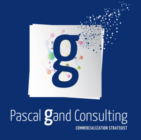 Pascal Gand Consulting logotype footer
